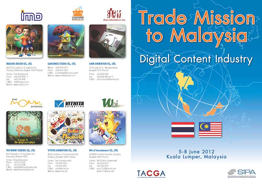 Trade Mission to Malaysia (front)